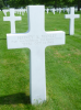 Grave of Harvey Arlie Manley - US Cemetery Margraten - grave F/20/17. He was first buried at the Forrest Cemetery, Merkstein-Germany on October 18th  1943 in grave 513.