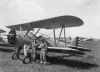 George Hogarth 5 BFTS at Riddle Field in training on Stearman Aircraft 1941