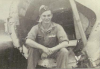 George Hogarth 5 BFTS with B-17 Riddle Field