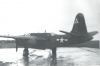 An A-20 Havoc (NV-Z) of the 92nd Bomb Group.  Handwritten on reverse: 'A20 (Havoc)'.