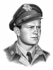 Major John L. Jerstad - Copilot 'Hell's Wench'  Killed in action over Ploesti  1943