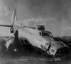 398th Bomb Group. B-17 42-102568  crash at Nuthampstead.