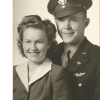 Lyle and Erma Curtis, October 1943.