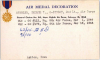 George Sterler's Air Medal card on page 798 at https://catalog.archives.gov/id/143856409 (NARA)