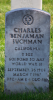 TSGT Charles B. Suchman's grave in the Golden Gate National Cemetery